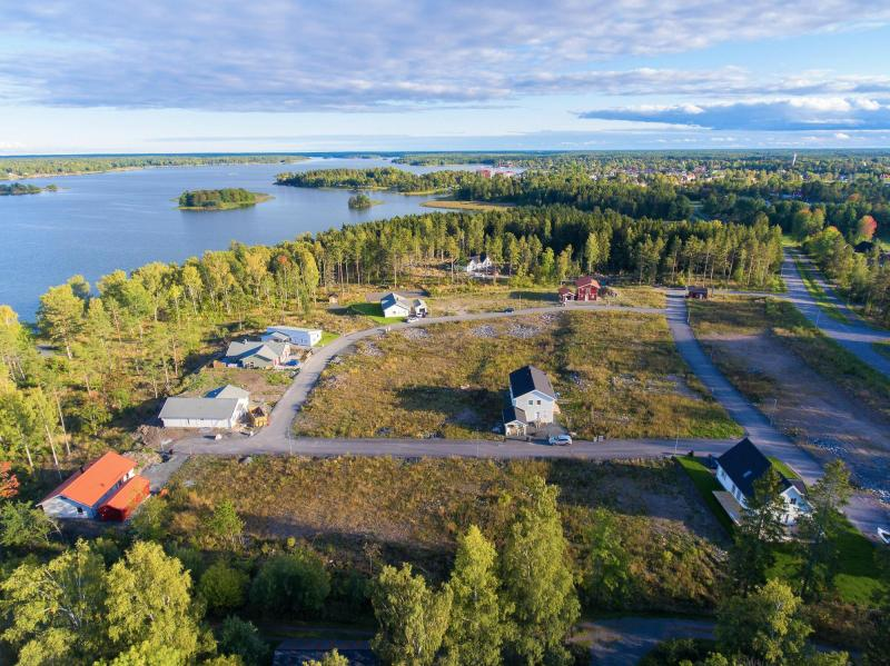 Land in Sweden for sale
