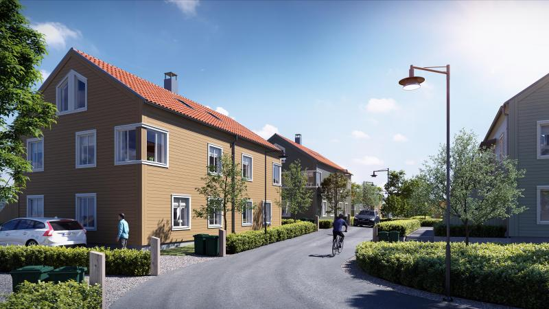 Tenant ownership in Sweden for sale