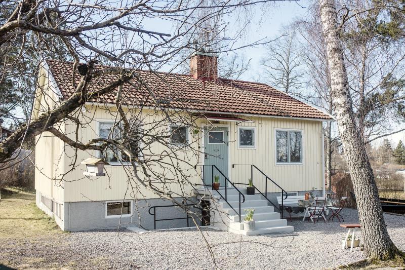 Hus i Sverige till salu