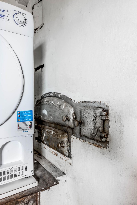 Bakugn i tvättstugan