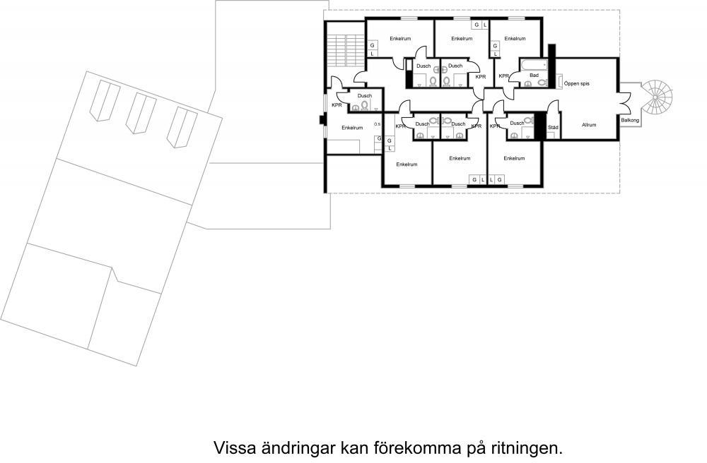 Våningsplan 2